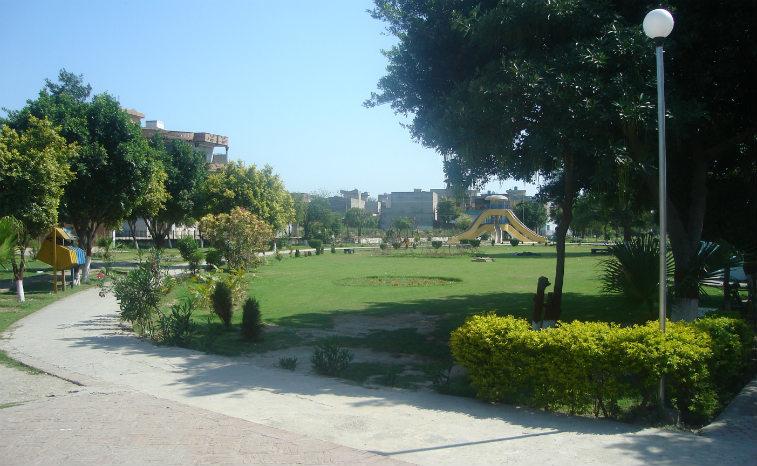 Nawaz sharif park 2