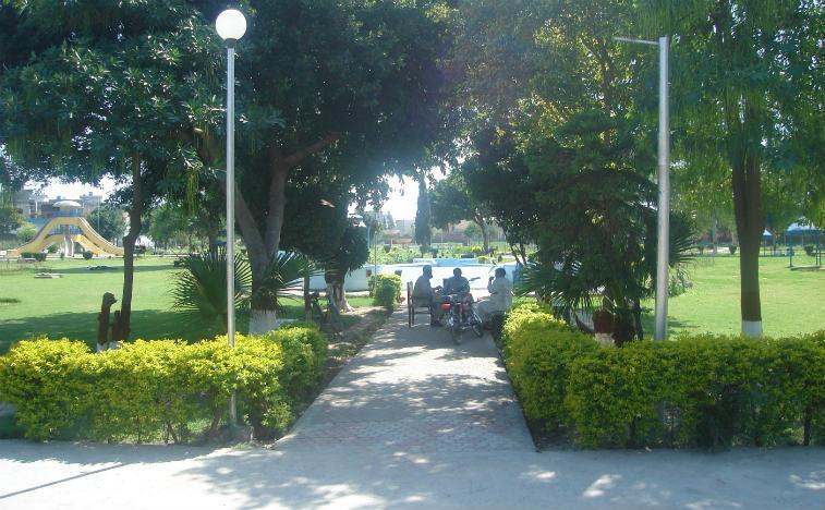 nawaz sharif park 3